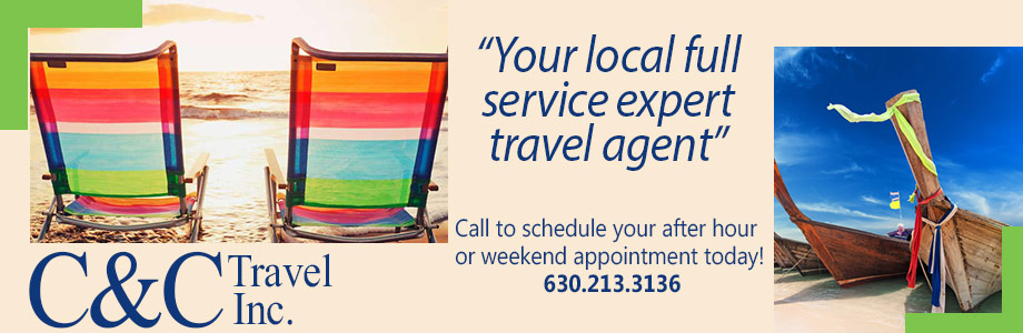 Travel Agency Streamwood IL